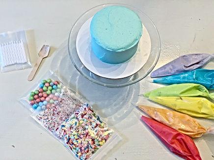 diy bday cake top view.JPG