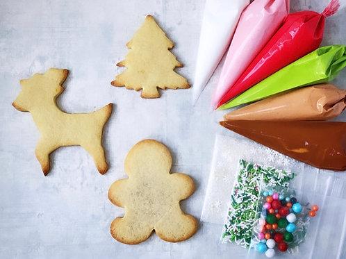 christmas diy cookie kit