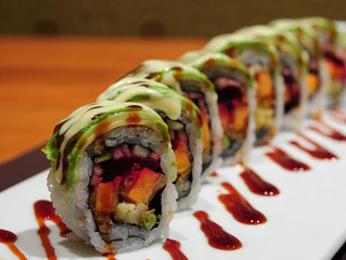 Trademark Spotlight: Hot Woks Cool Sushi