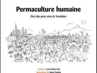 PERMACULTURE HUMAINE – DES CLÉS POUR VIVRE LA TRANSITION