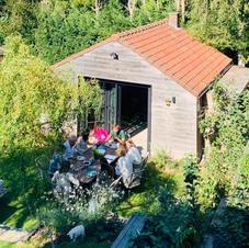 Jardin comestible en ville