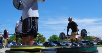 Weight-lifting and jumping exercises improved bone density, could decrease osteoporosis risk