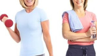 Strength training still advisable in older age