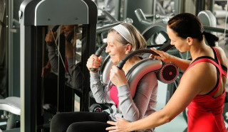 You're Just Never Too Old to Lift Weights