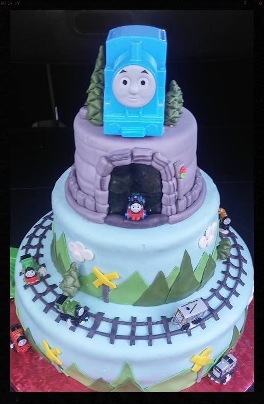 Character Cake