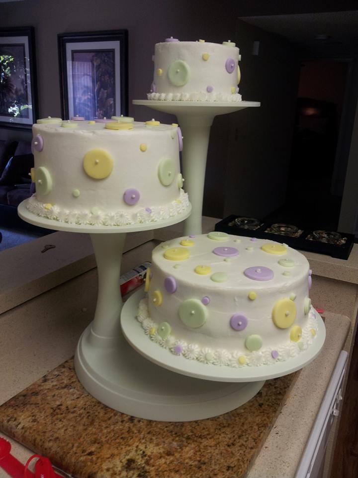Circle Cake
