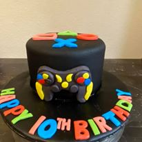 Remote Control Cake