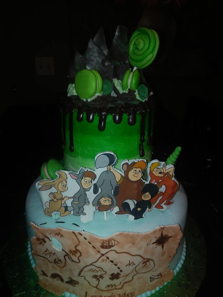 Lost Boys Cake