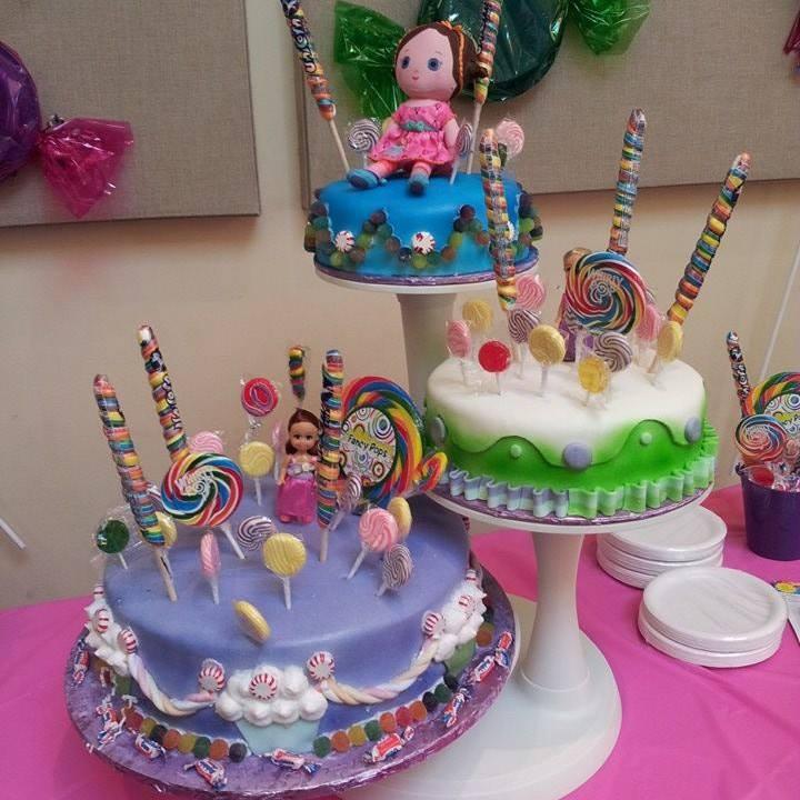 Lolli Pop Cake