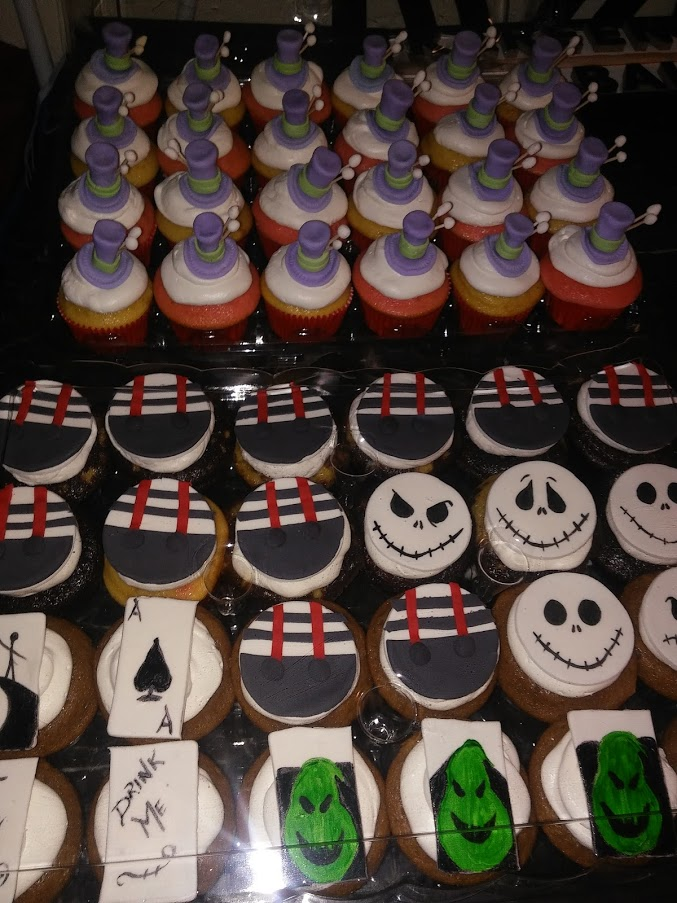 NMBC Cupcakes trays