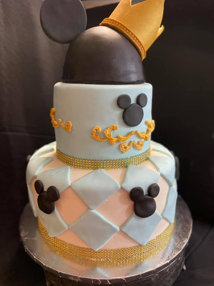 Mickey Mouse Babyshower