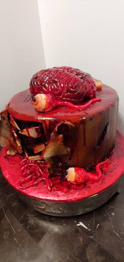 Brain Cake 1