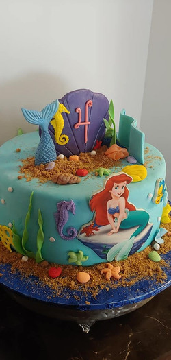 Little Mermaid 4