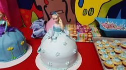 Character Theme Cake