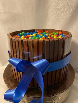 Kit Kat Cake2