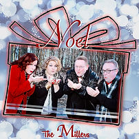 The Millers Christmas Front Cover copy F