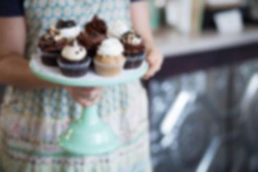Singapore Bake a Joy cupcake