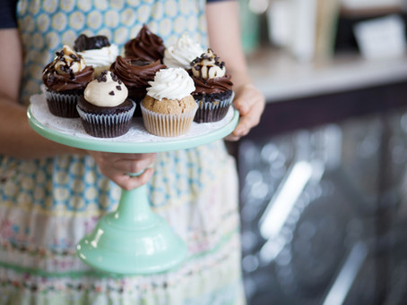 Sweet and Delectable - The Magic of Cupcakes