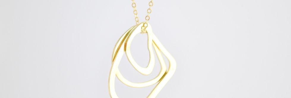 Keeva Curve Necklace
