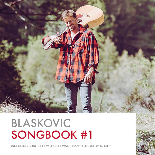 Ben Blaskovic Songbook #1 (Download)