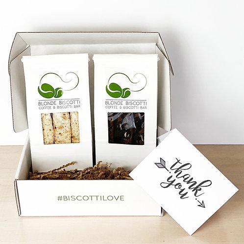 BISCOTTI (12) GIFT BOX