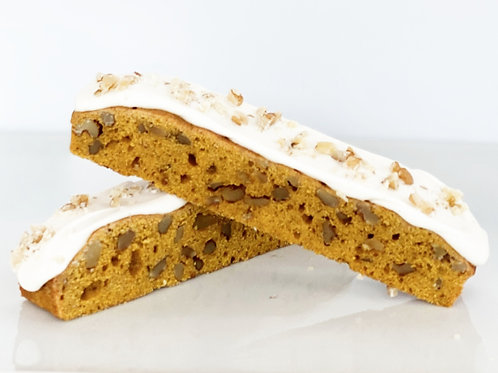 Pumpkin Spice Biscotti Bag (4ct)