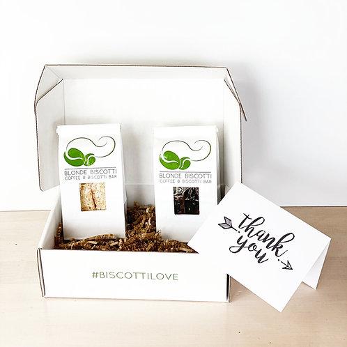 BISCOTTI (8) GIFT BOX