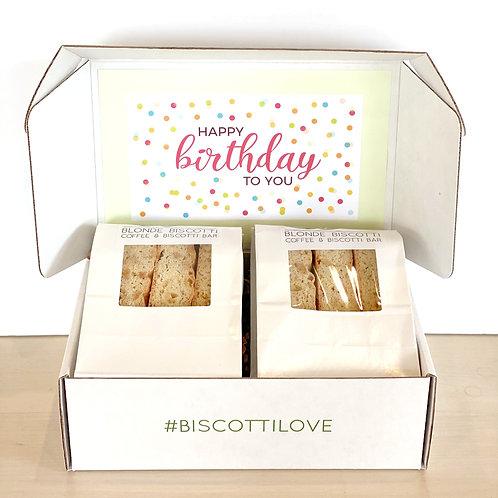 CHOCOLATE BIRTHDAY GIFT BOX