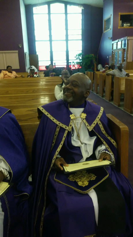 Consecration to the Bishopric