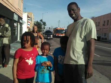 Thanksgiving-Feeding the Community