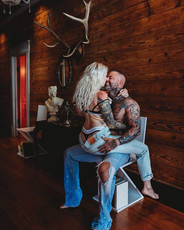 This couple boudoir was a dream!I attend