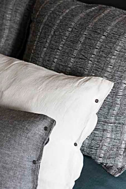 Bed and sofa pillows