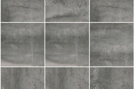 חלמיש קרמיקה דמוי אבן אפור כהה