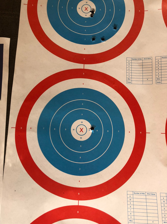 Target Practice: My Indoor Gun Range Experience