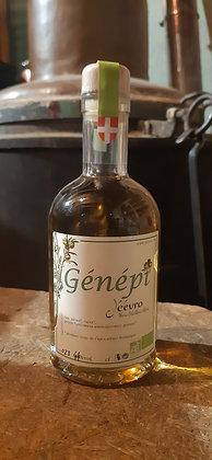 GENEPI distillé et vieilli en fût de chêne (44%)