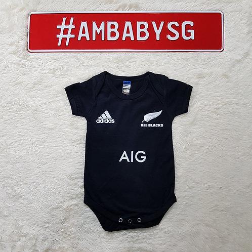 NZ All Blacks Romper