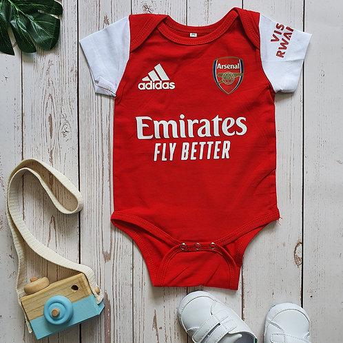 Arsenal Home 20/21 Romper