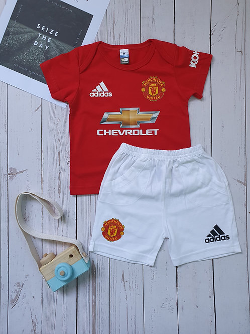 Manchester United 20/21 Toddler Set