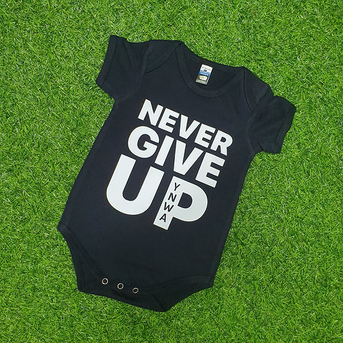 Mo Salah Never Give Up Inspired Edition