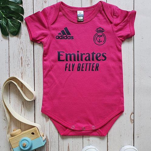 Real Madrid Away 20/21 Romper