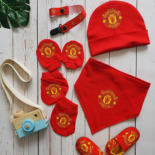 Manchester United Newborn Accessories