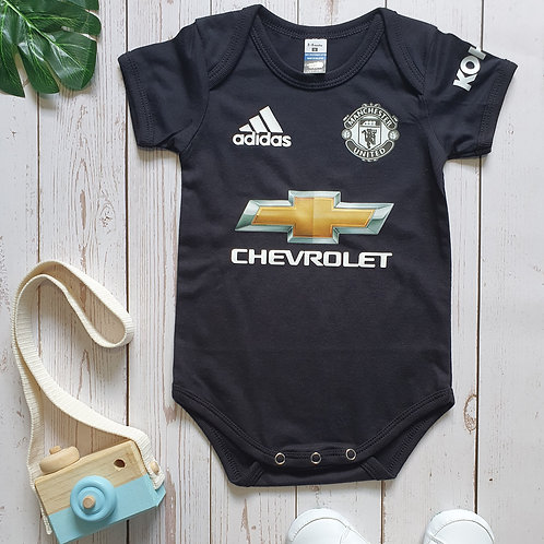 Manchester United Away 20/21 Romper