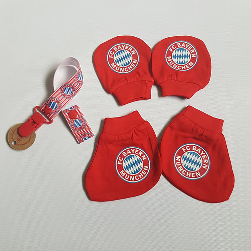 Bayern Munich Baby Accessories