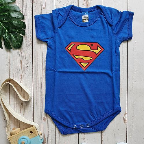 Superman Romper