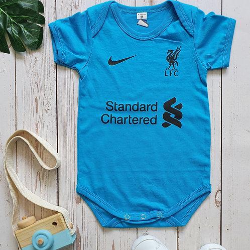Liverpool Away 20/21 Romper