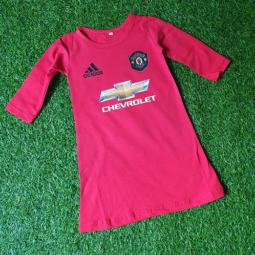 Manchester United Home 2019/20 Dress