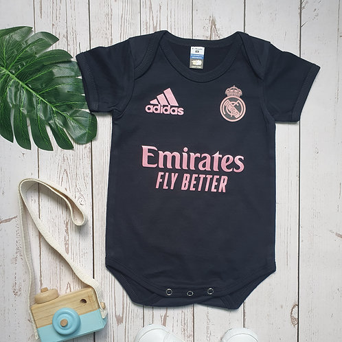 Real Madrid 3rd 20/21 Baby Romper