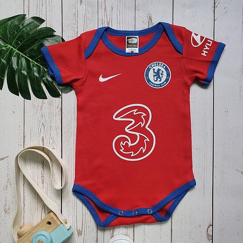 Chelsea 3rd 20/21 Baby Romper