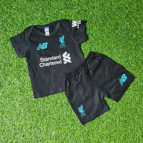 Liverpool 3rd 2019/20 Toddler Set