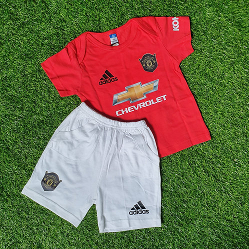 Manchester United Home 2019/20 Toddler Set